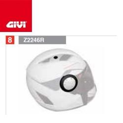 Givi Z2246R for X.01 TOURER