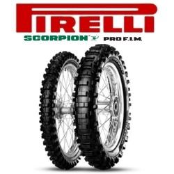 140/80-18 Pirelli SCORPION...