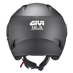 Casco Givi 12.3 STRATOS SOLID
