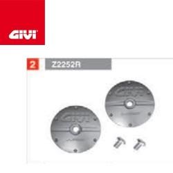 Givi Z2252R for 10.7