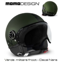 Casco Momo Fighter Classic