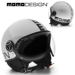 Casco Momo Fighter EVO