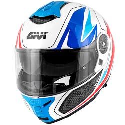 Givi X.21 SHIVER Blu, Rosso
