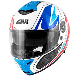 Givi X.21 SHIVER Blue, Red