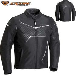 Men's Motorcycle Jacket In...