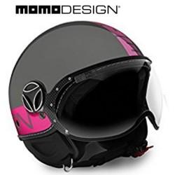 Momo Fighter FROST helmet