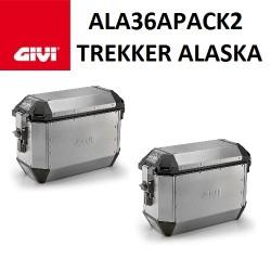Givi ALA36APACK2 TREKKER...