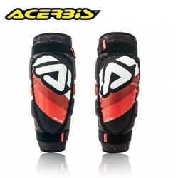 SOFT 3.0 ELBOW BLACK / RED
