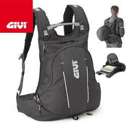 Expandable backpack with...