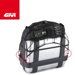Givi E125 Kit Anelli