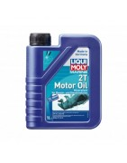 2-stroke engine oils
