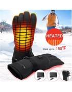 guanti per moto termici riscaldati