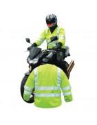 abbigliamento e accessori moto ad alta visibilità