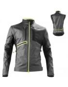 Cross jackets