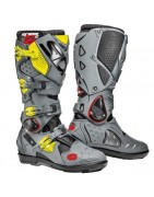 Enduro and Motocross boots