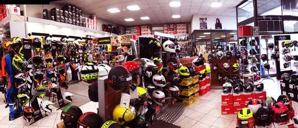 Abbigliamento caschi accessori e ricambi per moto da strada, enduro,motocross Diliberti Livorno